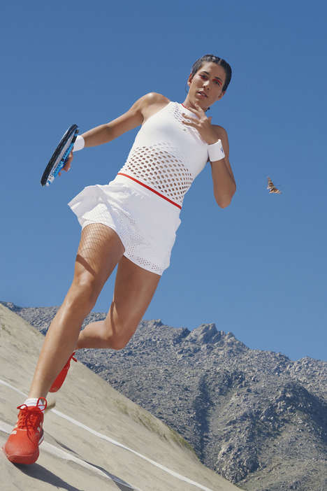 Recycled Plastic Tennis Gear