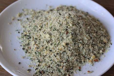 Nut-Based Breadcrumbs