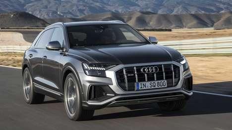 Diesel-Powered SUV Releases