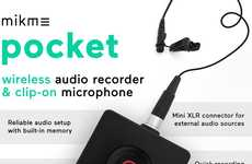 Smartphone-Compatible Audio Recorders