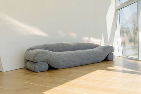 Sculptural Bean-Filled Furniture