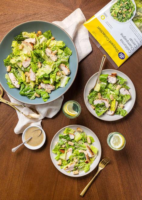 Wine-Inspired Salad Kits