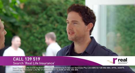 Simplified Life Insurance Ads