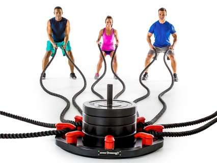 Group Rope Workout Devices
