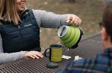 Collapsible Camping Kettles