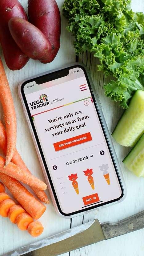 Vegetable Diet Trackers