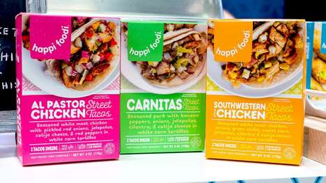 Microwaveable Street Tacos