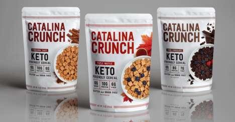 Zero-Sugar Keto Cereals