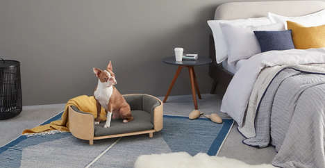 Design-Forward Pet Furniture - MADE Creates Affordable Furniture for Dogs and Cats