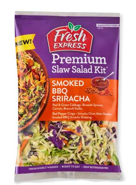 Smoky Salad Kits