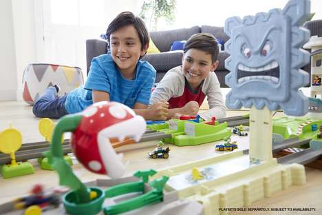 Video Game-Themed Toy Sets