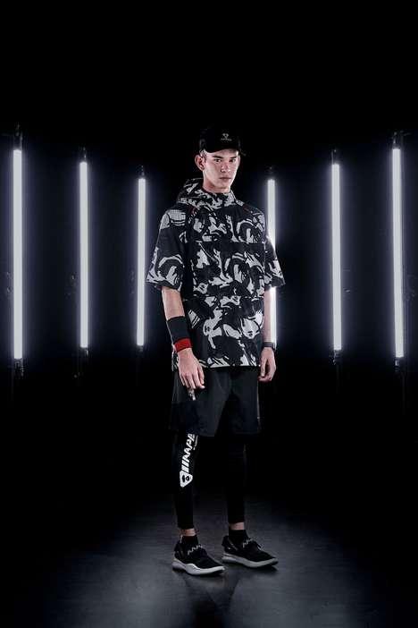 Streetwear-Informed Summer Athleisure