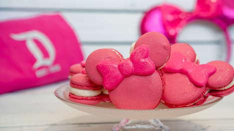 Pink Disney Dessert Collections