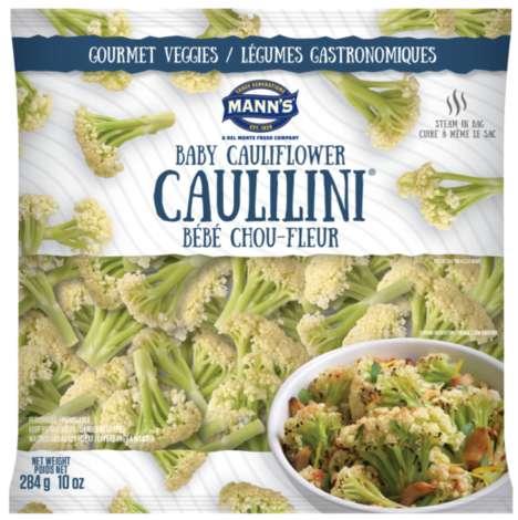 Ready-to-Steam Cauliflower Bags