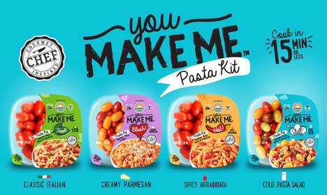 Fresh Tomato Pasta Kits