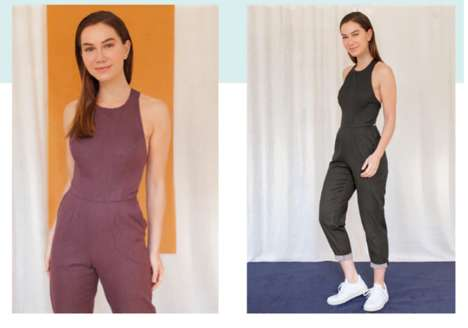 Bathroom-Friendly Rompers