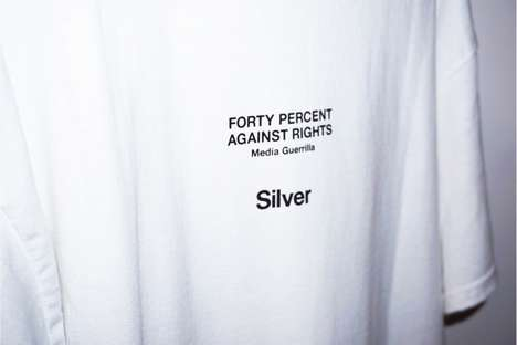 Quote-Themed T-Shirt Capsules