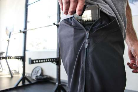 Versatile Performance-Enhancing Shorts