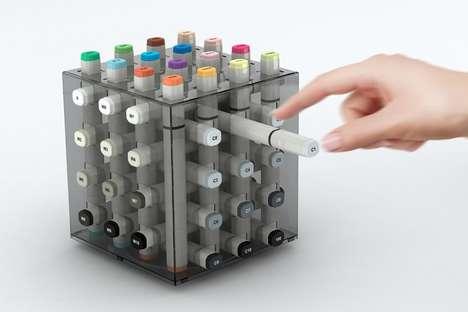 Professional Designer Utensil Organizers