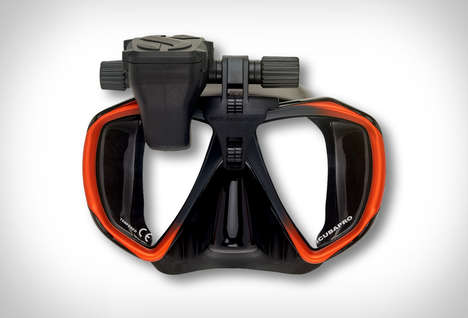 Handsfree Diver Computer Headsets