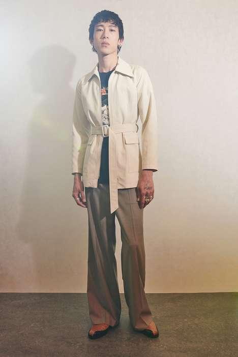 Progression-Themed Narrative Fashion