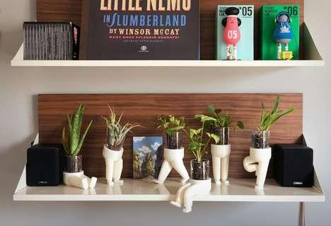 Unique Morphing Plant Pots