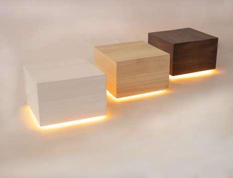 Light-Emitting Sleep Boxes