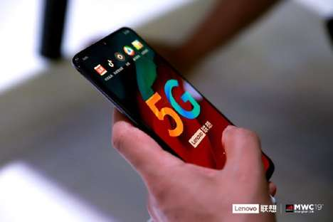Next-Gen 5G-Enabled Smartphones
