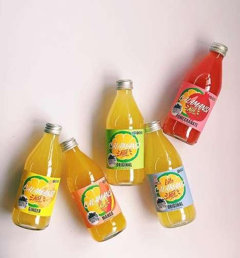Refreshing Hybrid Citrus Drinks