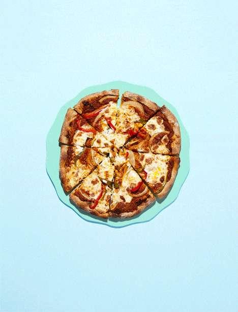 Waste-Reducing Frozen Pizzas