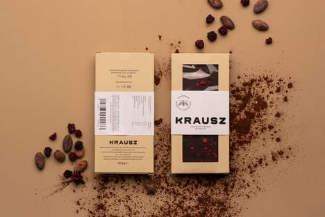 Artisanal  Small-Batch Chocolates
