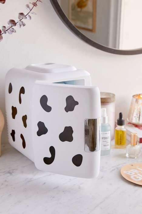 Tiny Beauty Product Refrigerators