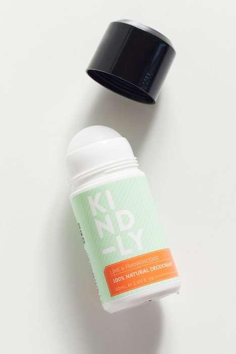Natural Probiotic Deodorants