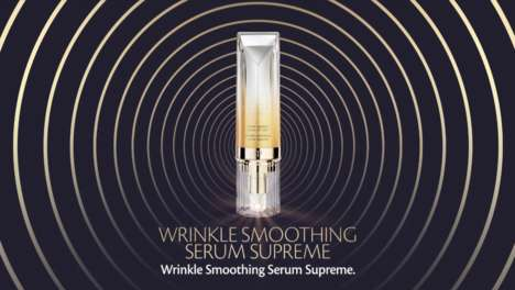 Dermatologically Inspired Smoothing Serums