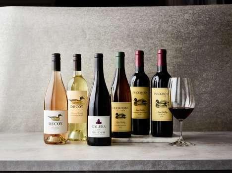 Customized Wine Pairings