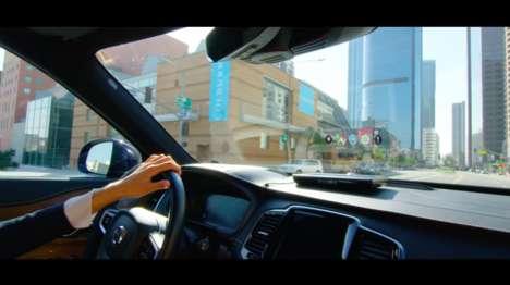 Holographic Automotive Assistants