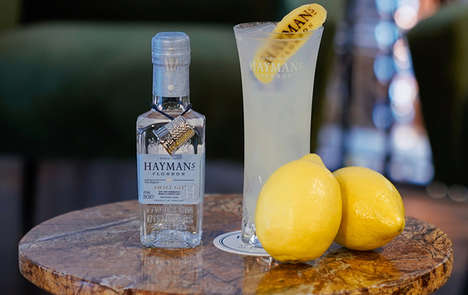 Flavor-Packed Low-ABV Gins