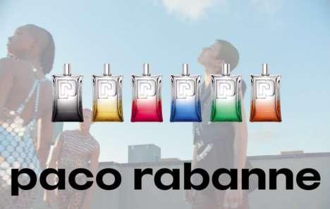 Flexible Fragrance Bottles