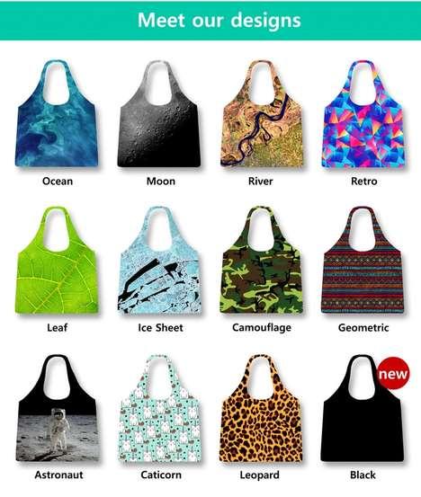 Lightweight Ultra-Compact Bags