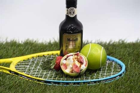 Tennis-Inspired Desserts