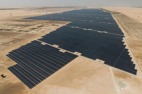 Large-Scale Renewable Energy Initiatives