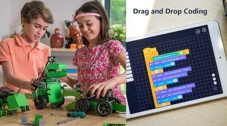 Prehistoric Coding Robot Kits