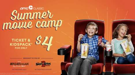 Discount Kids Movie Promotions
