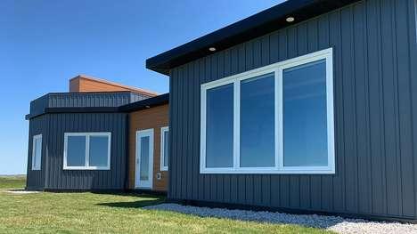 Eco Hurricane-Proof Houses