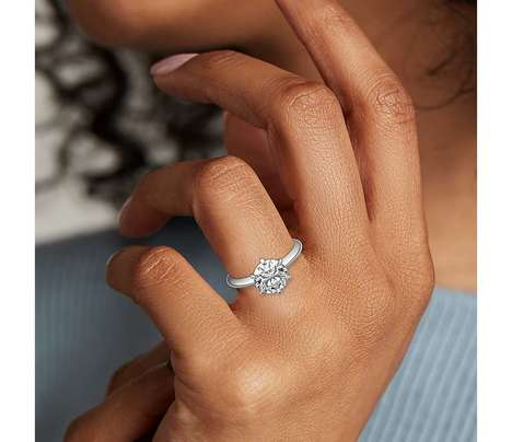 Ready-to-Ship Engagement Rings