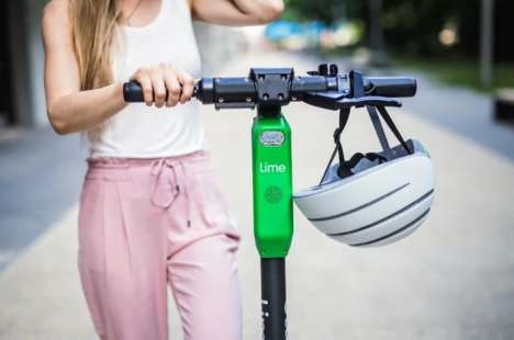 E-Scooter Scheduling Launches