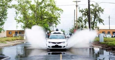 New Autonomous Driving Regulations