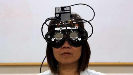 Auto-Focusing Lenses