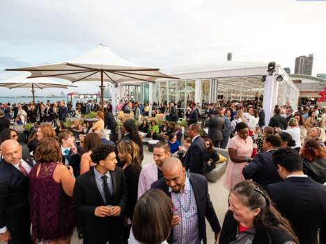 Football Field-Sized Rooftop Bars