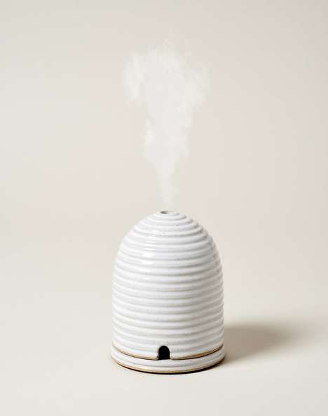 Bug-Repelling Beehive Burners